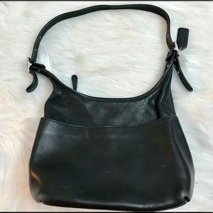 Black Coach Hobo Bag